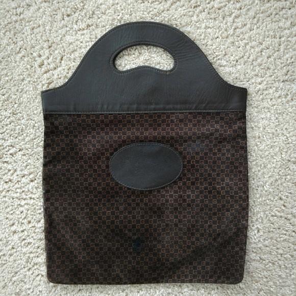 ae2c7a0e4 Gucci Bags   Rare Suede Vintage Shopper Tote Handbag   Poshmark